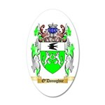 O'Donoghue 35x21 Oval Wall Decal