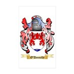 O'Donnelly Sticker (Rectangle 50 pk)