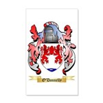 O'Donnelly 35x21 Wall Decal