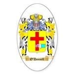 O'Donnell Sticker (Oval 50 pk)