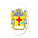 O'Donnell 20x12 Oval Wall Decal