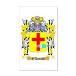 O'Donnell 20x12 Wall Decal