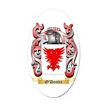 O'Donlea Oval Car Magnet