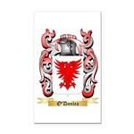 O'Donlea Rectangle Car Magnet