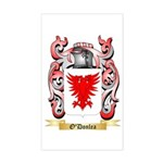 O'Donlea Sticker (Rectangle)