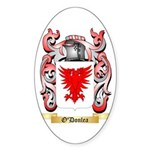 O'Donlea Sticker (Oval 50 pk)