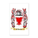 O'Donlea 20x12 Wall Decal