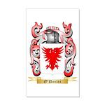 O'Donlea 35x21 Wall Decal