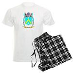 Odoni Men's Light Pajamas