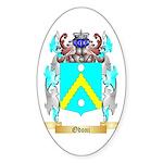 Odoni Sticker (Oval 10 pk)