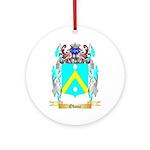 Odone Round Ornament