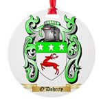 O'Doherty Round Ornament