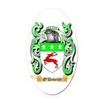 O'Doherty Oval Car Magnet
