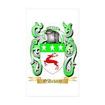 O'Doherty Sticker (Rectangle 50 pk)