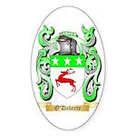 O'Doherty Sticker (Oval)