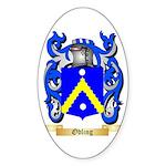 Odling Sticker (Oval)