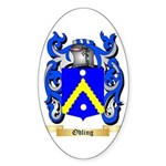 Odling Sticker (Oval 10 pk)