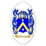 Odling Sticker (Oval 50 pk)