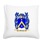 Odling Square Canvas Pillow