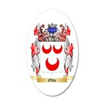 Odle 35x21 Oval Wall Decal