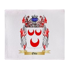 Odle Throw Blanket