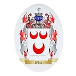 Odle Oval Ornament