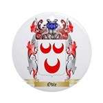 Odle Round Ornament