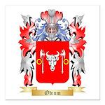 Odium Square Car Magnet 3