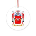 Odium Round Ornament