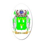 O'Dirrane 35x21 Oval Wall Decal