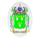 O'Dirrane Oval Ornament
