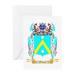 Odini Greeting Card