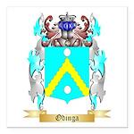 Odinga Square Car Magnet 3