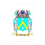 Odinga Sticker (Rectangle 50 pk)