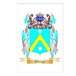 Odinga Postcards (Package of 8)
