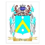 Odinga Small Poster