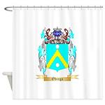 Odinga Shower Curtain