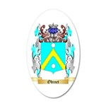 Odinet 35x21 Oval Wall Decal