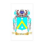 Odin Sticker (Rectangle 50 pk)