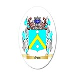 Odin 35x21 Oval Wall Decal