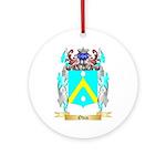 Odin Round Ornament