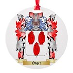 Odger Round Ornament