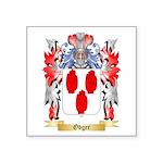 Odger Square Sticker 3