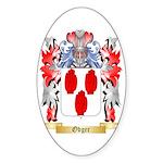 Odger Sticker (Oval 10 pk)