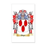 Odger 20x12 Wall Decal