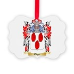 Odger Picture Ornament