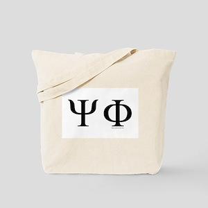 Psi Phi Tote Bag