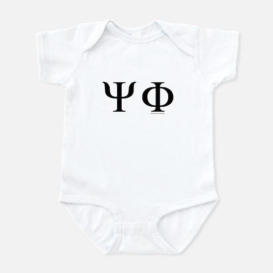 Psi Phi Infant Bodysuit