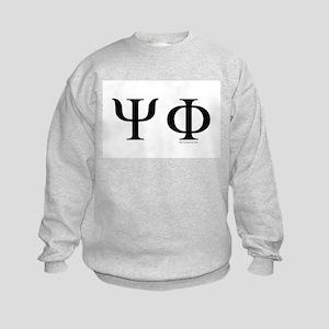 Psi Phi Kids Sweatshirt