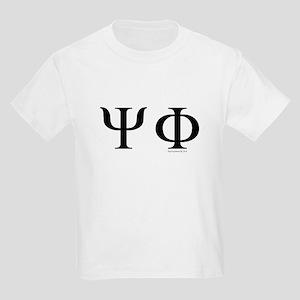 Psi Phi Kids Light T-Shirt